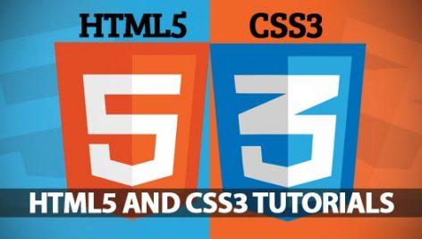 آموزش ویدئویی طراحی صفحات وب با HTML5 و CSS3 از مقدماتی تا پیشرفته