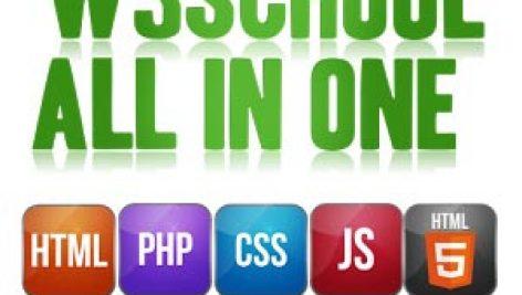نسخه آفلاین و انگلیسی سایت W3School