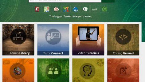 نسخه آفلاین سایت TutorialsPoint.com همراه با آموزش های ویدئویی
