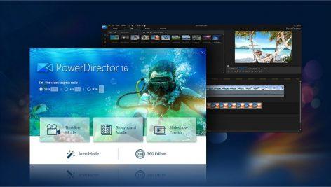 آموزش تصویری کار با نرم افزار CyberLink PowerDirector