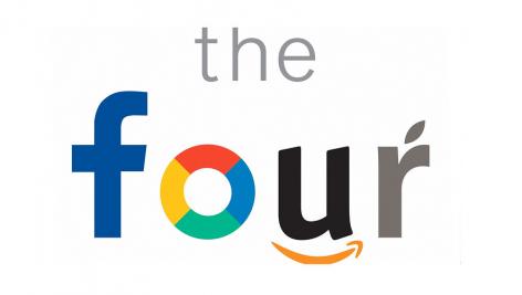 کتاب الکترونیک The Four : The Hidden DNA of Amazon, Apple, Facebook, and Google