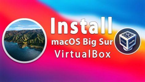 کتاب الکترونیک آموزش نصب و راه اندازی 11 MacOS Big Sur در ویندوز