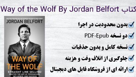کتاب الکترونیک Way of the Wolf: Straight Line Selling: Master the Art of Persuasion, Influence, and Success