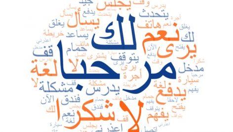 دیتابیس لغات و اصطلاحات عربی به عربی