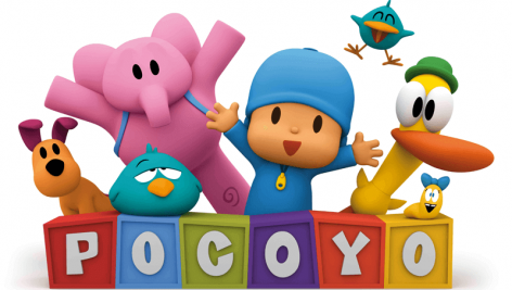 انیمیشن پوکویو Pocoyo آموزش زبان انگلیسی به کودکان – فصل اول