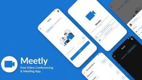 سورس کد اپلیکیشن جلسات ویدئوکنفرانس آنلاین