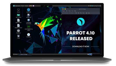 نصب Parrot OS روی ویرچوال باکس