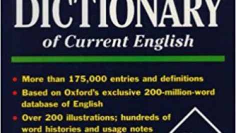 دیتابیس لغات دیکشنری Oxford American